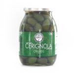 Olives in 1062 Glass Jar