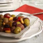 Olives & Lupini